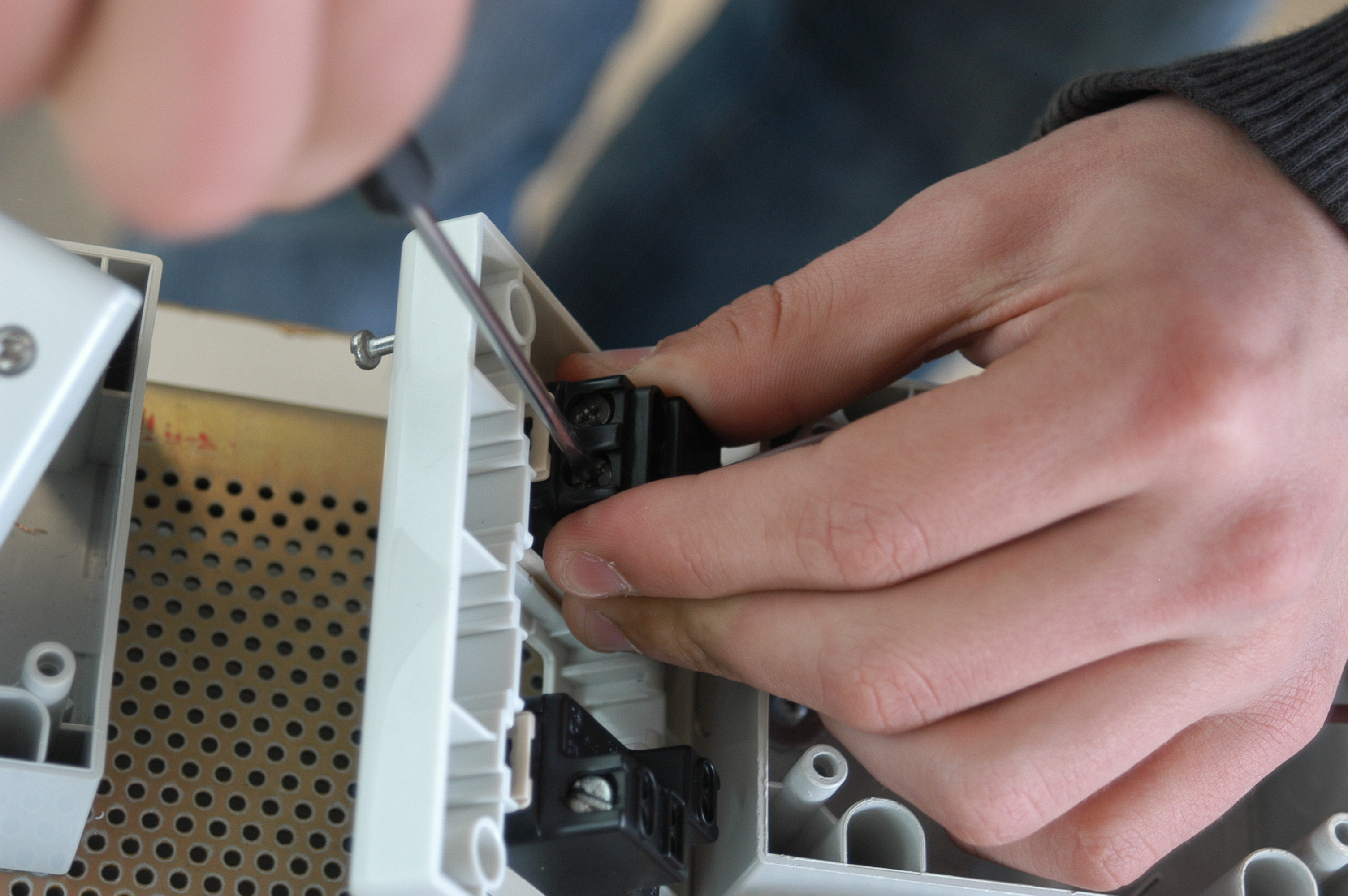 Operatore elettrico - biennale