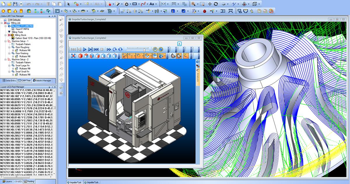 Tecnico di sistemi CAD