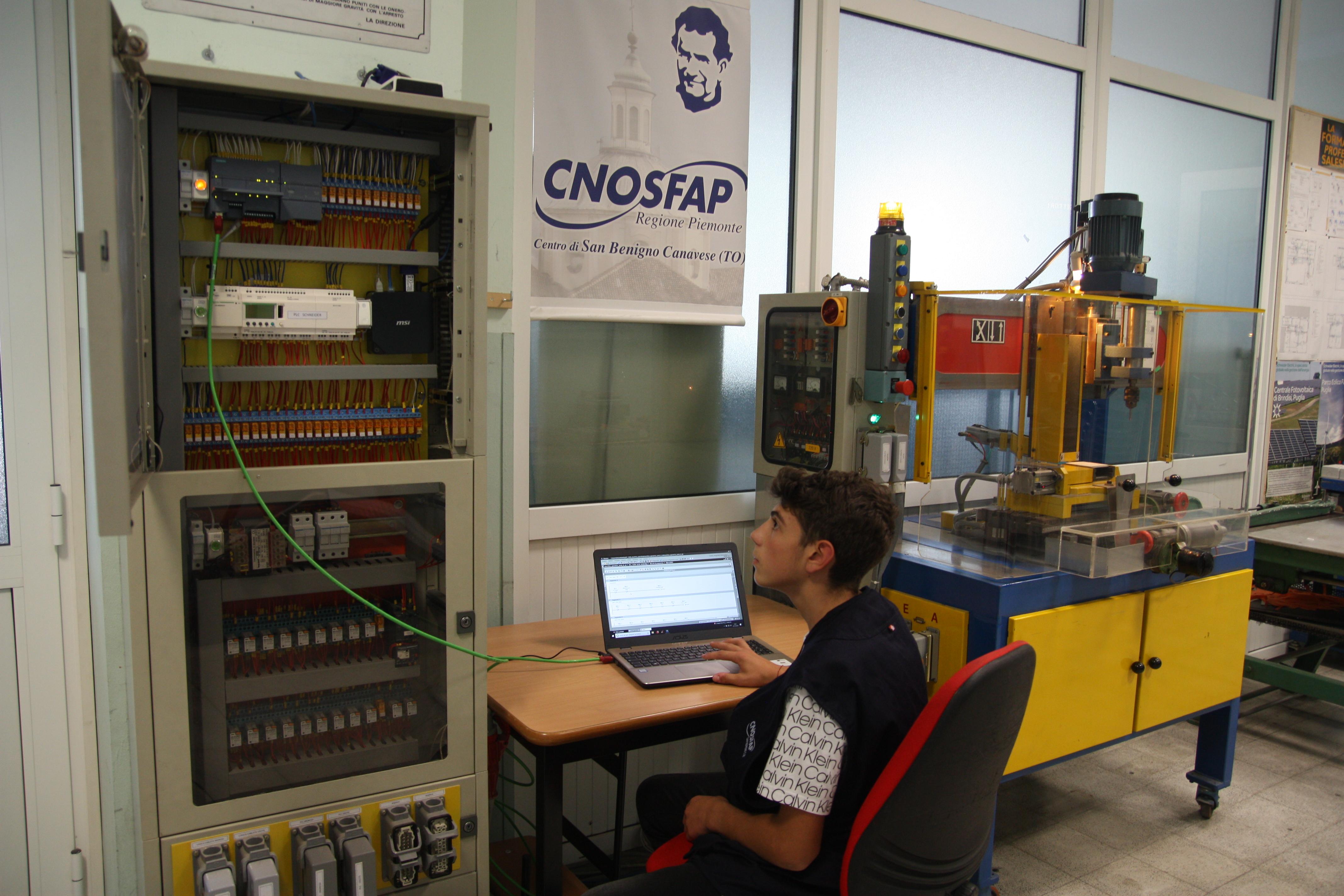 Centro Operativo di San Benigno Canavese