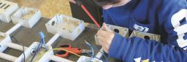 Operatore elettrico - Impianti civili per il risparmio energetico (corso triennale)