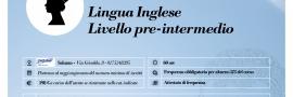 Lingua Inglese (pre-intermedio)