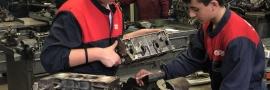 Operatore alla riparazione dei veicoli a motore - Centro di Formazione Professionale Salesiano Torin