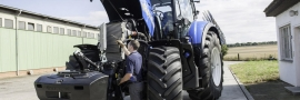 IFTS - Tecnico meccatronico delle macchine agricole